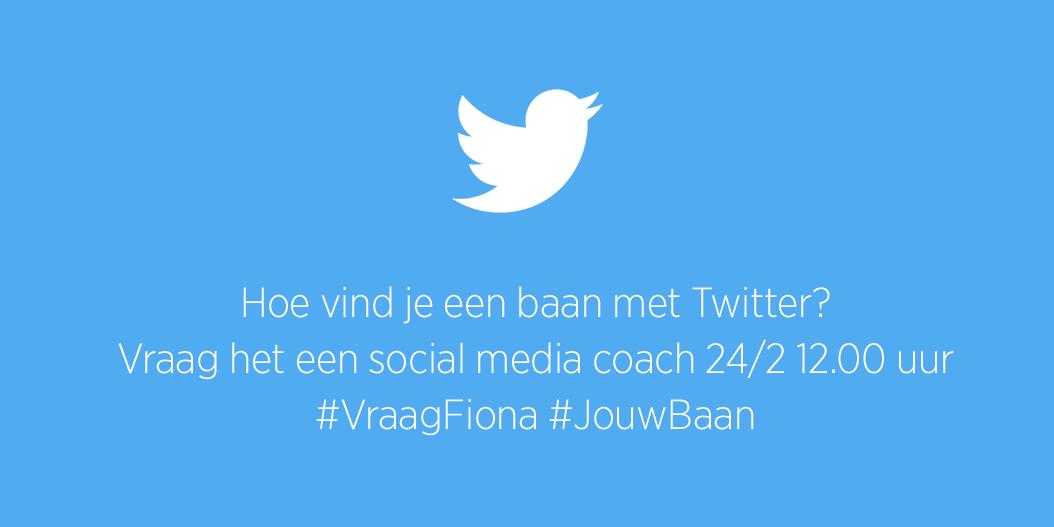 #vraagfiona #jouwbaan